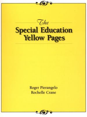 The Special Education Yellow Pages 9780130203090