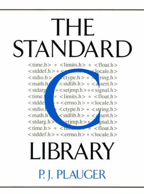 The standard c library p.j.plauger