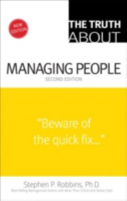 The Truth about Managing People 9780132346030