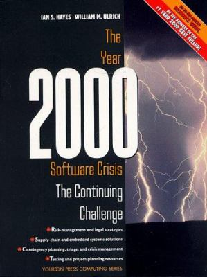 The Year 2000 Software Crisis 9780139601545