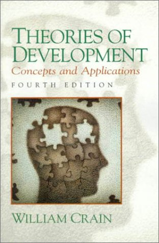 Theories of Development: Concepts and Applications 9780139554025