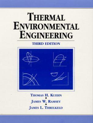 Thermal Environmental Engineering 9780139172205