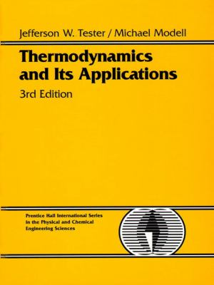 Thermodynamics and Its Applications 9780139153563