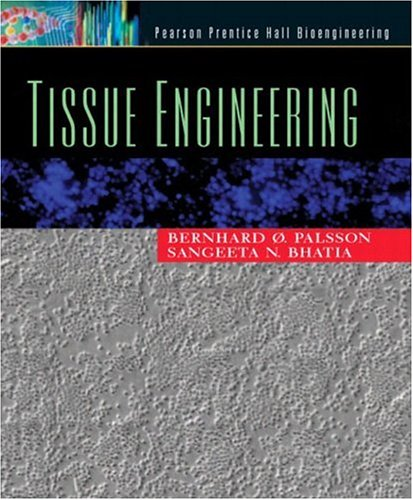 Tissue Engineering 9780130416964