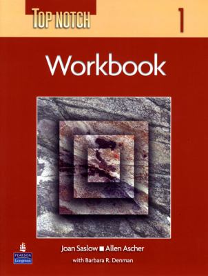 Top Notch 1 with Super CD-ROM Workbook 9780131104167
