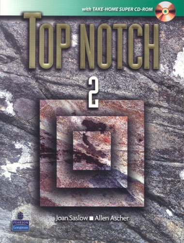Top Notch 2 [With CDROM] 9780132230445