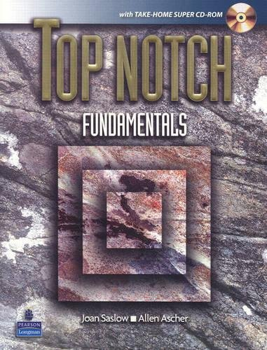 Top Notch Fundamentals [With CDROM] 9780131997301