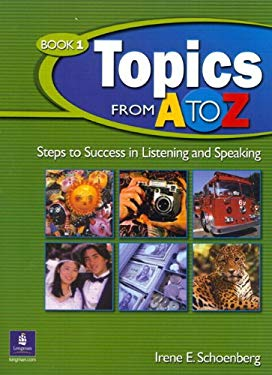 Topics from A to Z, 2 Audio CDs 9780131850774