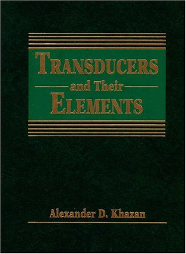 Transducers and Their Elements 9780139294808