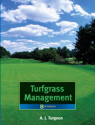 Turfgrass Management 9780132236164