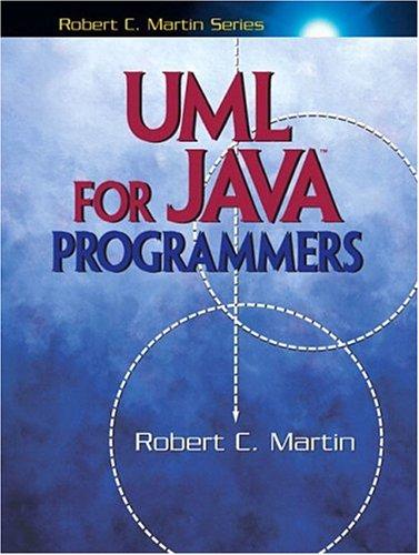 UML for Java Programmers 9780131428485