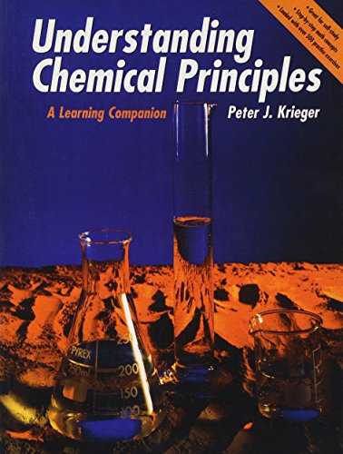 Understanding Chemical Principles: A Learning Companion - Krieger, Peter J.