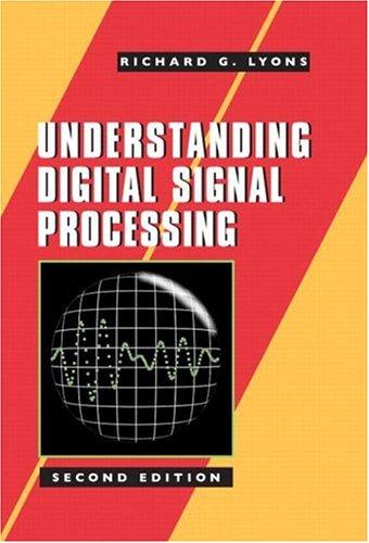 Understanding Digital Signal Processing 9780131089891