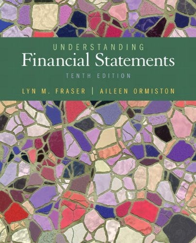 Understanding Financial Statements - 10th Edition