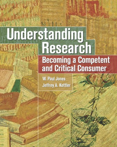 Understanding Research: Becoming a Competent and Critical Consumer 9780131198449