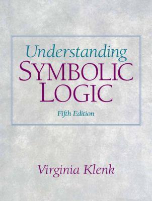 Understanding Symbolic Logic 9780132051521