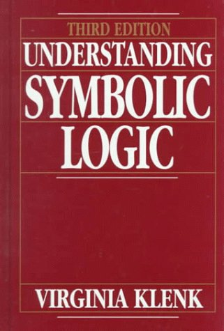 Understanding Symbolic Logic 9780130607676