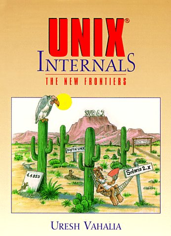 Unix Internals: The New Frontiers 9780131019089