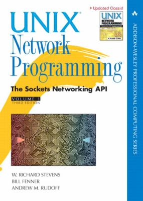 Unix Network Programming: The Sockets Networking API 9780131411555