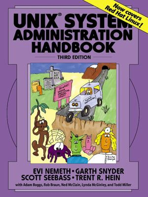 Unix System Administration Handbook 9780130206015