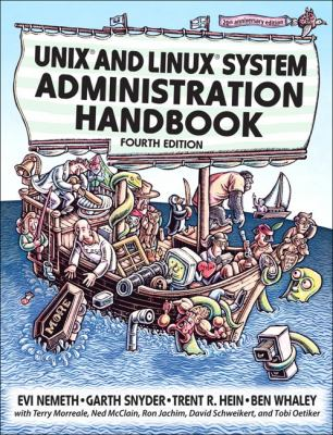 Unix and Linux System Administration Handbook 9780131480056