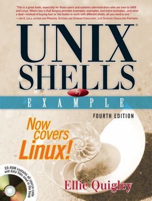 Unix Shells by Example 9780131475724
