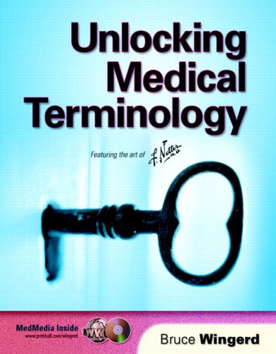 Unlocking Medical Terminology [With CD-ROM] 9780130488404