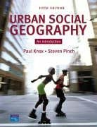 Urban Social Geography: An Introduction 9780131249448