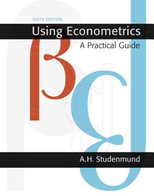 Using Econometrics: A Practical Guide 9780131367739