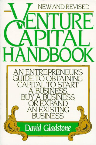 Venture Capital Handbook: New and Revised 9780139415012