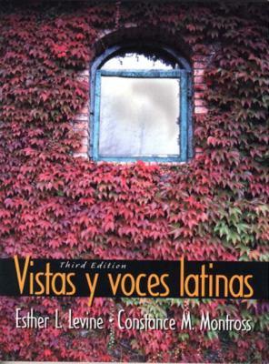 Vistas y Voces Latinas 9780130282941