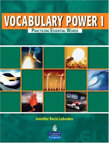 Vocabulary Power 1: Practicing Essential Words 9780132283564