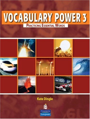 Vocabulary Power 3: Practicing Essential Words 9780132431781