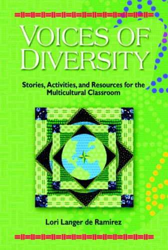 Voices of Diversity: Stories, Activities, and Resources for the Multicultural Classroom 9780131178861