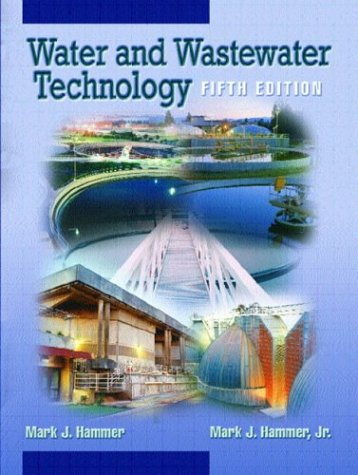 Water and Wastewater Technology 9780130973252