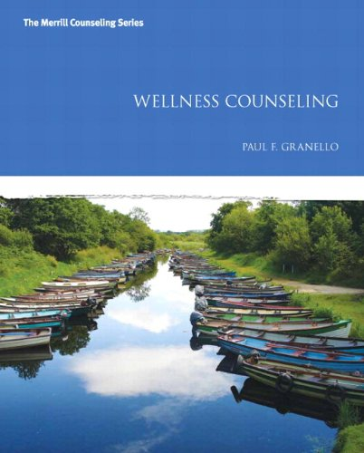 Wellness Counseling 9780132996570