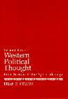 Western Political Thought: From Socrates to the Age of Ideology 9780131911727