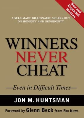 Winners Never Cheat: Even in Difficult Times 9780137009039