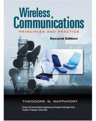 Wireless Communications: Principles and Practice 9780130422323