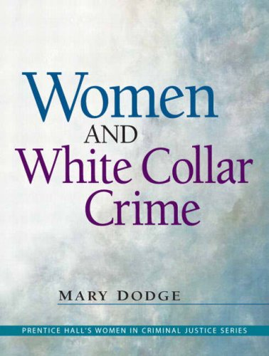 Women and White-Collar Crime 9780131725164