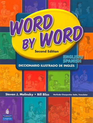 Word by Word Picture Dictionary English/Spanish Edition 9780131916265