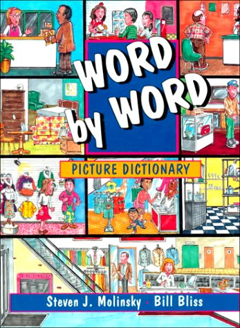 Word by Word Picture Dictionary 9780132783194