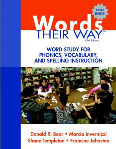 Words Their Way: Word Study for Phonics, Vocabulary, and Spelling Instruction 9780137035106