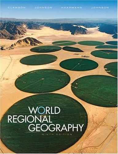 World Regional Geography: A Development Approach 9780131497030