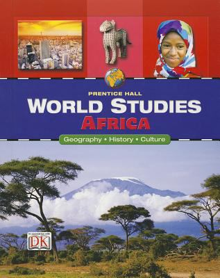 World Studies Africa Student Edition 9780132041430
