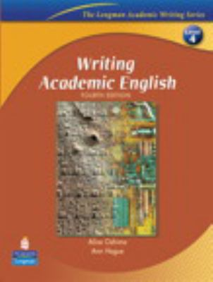 Writing Academic English 9780131523593
