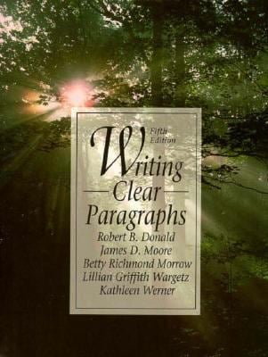 Writing Clear Paragraphs - 5th Edition