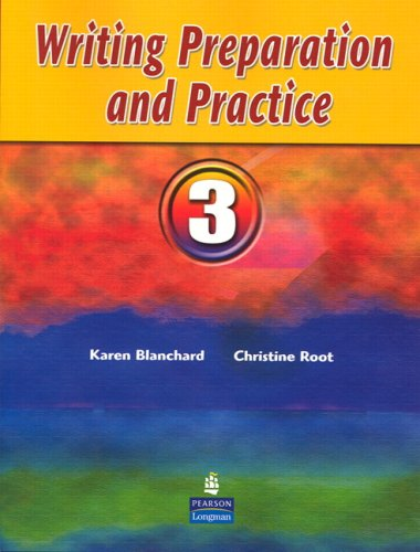 Writing Preparation and Practice 3 9780132435536