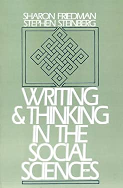 Writing and Thinking in the Social Sciences 9780139700620
