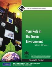 Your Role in the Green Environment Trainee Guide